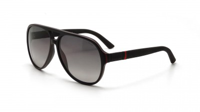 Gucci Ruban GG 1065 S 4UP WJ Noir Verres polarisés dégradés Large 141,24 €