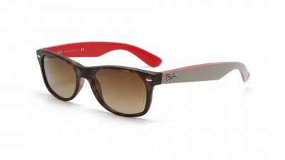 Ray-Ban New Wayfarer Tortoise RB2132 6181/85 52-18 99,07 €