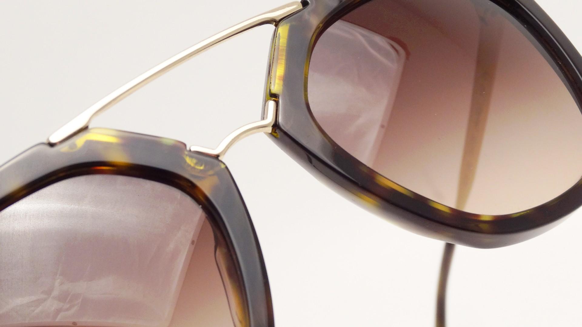 8602cf4ddd529e Sonnenbrillen Prada Cinema PR 13QS 2AU-6S1 Havana Gradient Gläser Medium