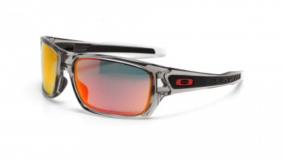 Oakley Turbine OO 9263 10 Grau Glasfarbe Polarized mirrored Large 139,73 €