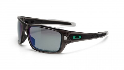 Oakley Turbine OO 9263 09 Gris Glasfarbe Polarized miroirs Large 139,73 €
