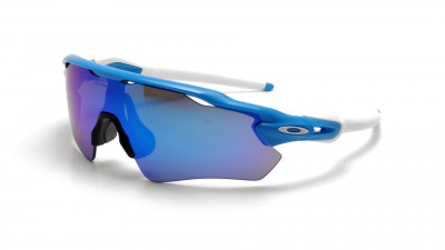 Oakley Radav EV Path Sky OO 9208 03 Bleu Verres miroirs Medium 80,75 €