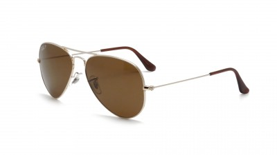 Ray-Ban Aviator Large Metal Gold RB3025 001/57 58-14 Polarisierte Gläser 128,82 €