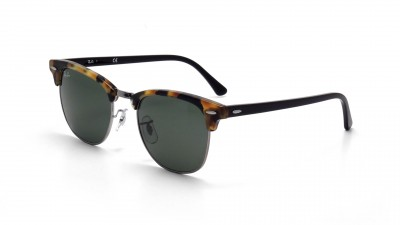 Ray-Ban Clubmaster Fleck Tortoise RB3016 1157 49-21 99,07 €