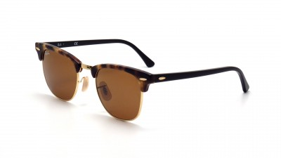 Ray-Ban Clubmaster Fleck Tortoise RB3016 1160 49-21 99,07 €