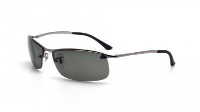 Ray-Ban Silber RB3183 004/9A 63-15 Polarisierte Gläser 112,95 €