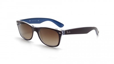 Ray-Ban New Wayfarer Braun RB2132 618985 52-18 79,08 €
