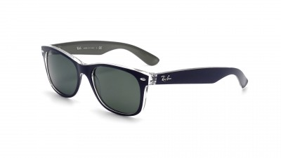Ray-Ban New Wayfarer Blau RB2132 6188 55-18 79,08 €