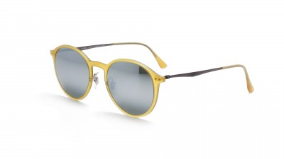 Ray-Ban Round Light Ray Gelb RB4224 618630 49-20 99,07 €
