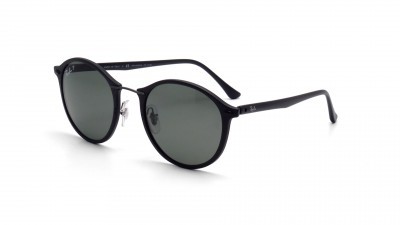 Ray-Ban Tech Light Ray Light Ray Schwarz Matt RB4242 601S9A 49-21 Polarisierte Gläser 115,75 €
