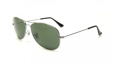 Ray-Ban Cockpit Silber RB3362 004 56-14 89,15 €
