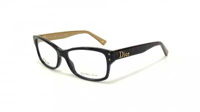 Lunettes de vue Dior CD 3202 XWY Noir et Écaille 133,25 €