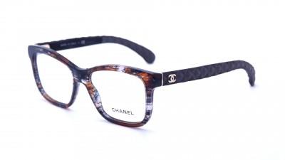 Brillen Chanel CH3334 Matelassé 1554 Braun Small 183,36 €