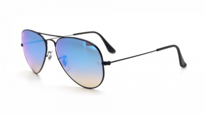 Ray-Ban Aviator Large Metal Schwarz RB3025 002/4O 55-14 95,75 €