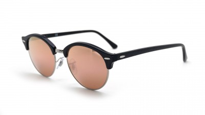 Ray-Ban Clubround Schwarz RB4246 1197Z2 51-19 91,58 €