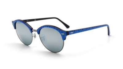 Ray-Ban Clubround Blau RB4246 984/30 51-19 91,58 €