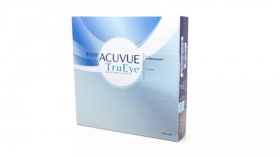 Lentilles de contact 1 Day Acuvue TruEye Journalières 90L 48,25 €