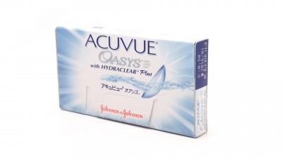 Lentilles de contact Acuvue Oasys Bi Mensuelles 6L 16,58 €