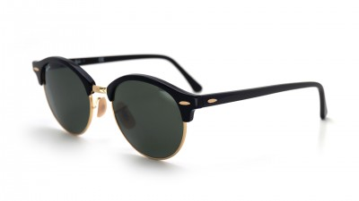 Ray-Ban Clubround Schwarz RB4246 901 51-19 74,92 €