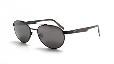 Maui Jim Upcountry Schwarz 727 2m 53-19 Polarized Degraded 198,23 €