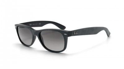 Ray-Ban New Wayfarer Grey alcantara Grau RB2132 624171 55-18 79,08 €