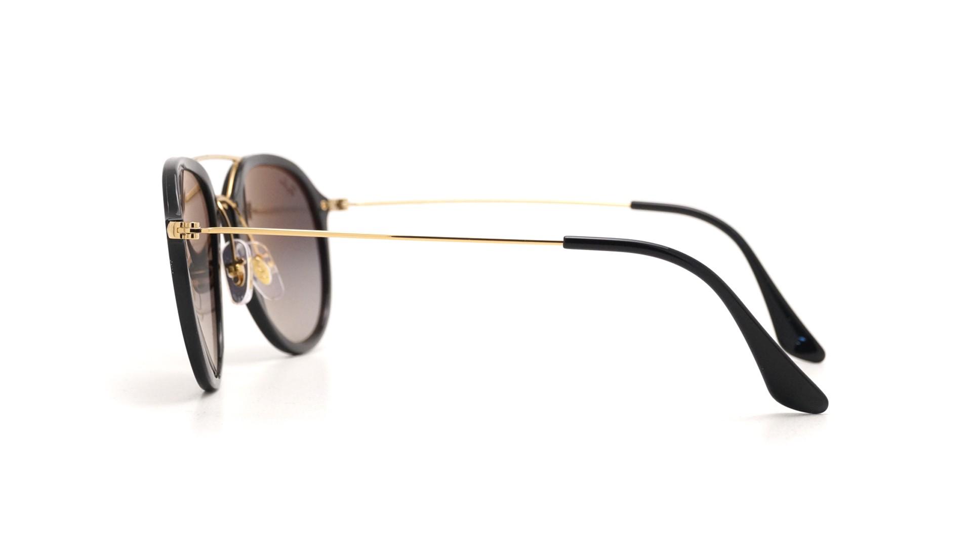 e7846e3e75e1c0 Sonnenbrillen Ray-Ban Schwarz RB4253 601 71 53-21 Mittel Gradient Gläser
