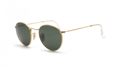 Ray-Ban Round Metal Gold RB3447 001 47-21 82,26 €