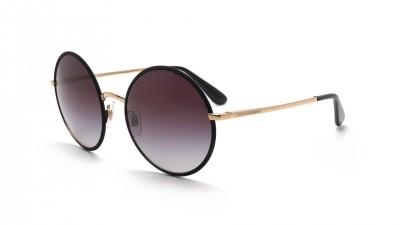 Dolce & Gabbana DG2155 12968G 56-20 Schwarz Mat Degraded 118,25 €