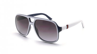 Gucci GG1115S M2490 59-15 Weiss Mat Degraded 209,14 €