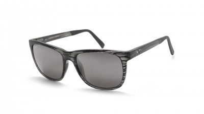 Maui Jim Tail Slide Schwarz Mat 740 11MS 54-16 Polarized Gradient 198,23 €