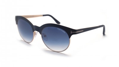 Tom Ford Angela Blau Mat FT0438 05P 53-18 Gradient 200,00 €