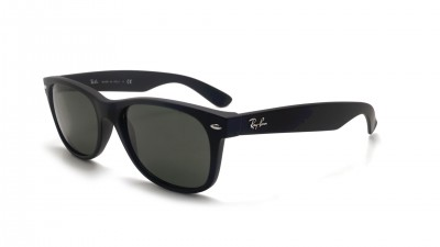 Ray-Ban New Wayfarer Schwarz Matt RB2132 622 55-18 81,22 €