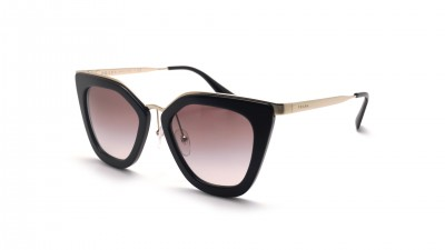 Prada Cinema Evolution Schwarz PR53SS 1AB0A7 52-21 Gradient 209,14 €