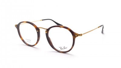 Ray-Ban Round Fleck Tortoise RX2447 RB2447 5494 49-21 89,15 €
