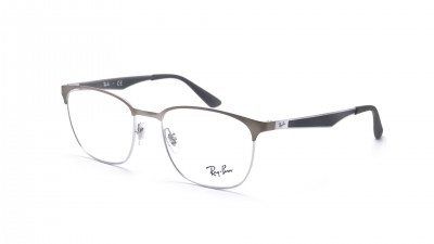 Ray-Ban Clubmaster Silber Matt RX6356 RB6356 2874 52-18 69,92 €