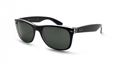 Ray-Ban New Wayfarer Schwarz Matt RB2132 6052 58-18 81,22 €