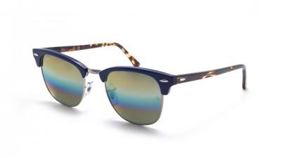 Ray-Ban Clubmaster Blau RB3016 1223/C4 51-21 91,58 €