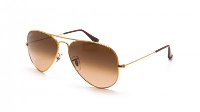 Ray-Ban Aviator Large metal gradient Gold RB3025 9001/A5 58-14 95,10 €