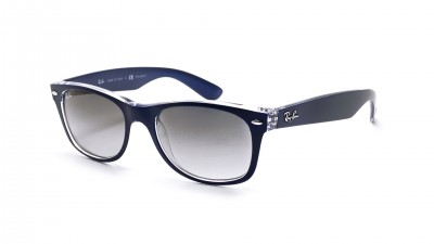 Ray-Ban New Wayfarer Blau RB2132 6053/71 52-18 94,11 €