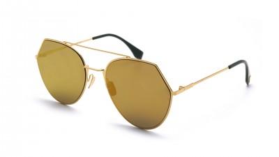 Fendi Eyeline Golden FF 0194/S 00183 55-19 235,92 €