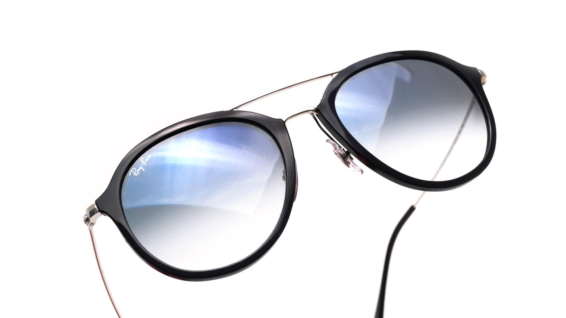 5204a980c7230 Sonnenbrillen Ray-Ban Schwarz RB4253 62923F 53-21 Mittel Gradient Gläser