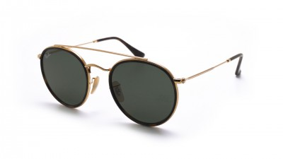 Ray-Ban Round Double Bridge Gold RB3647N 001 51-22 70,75 €