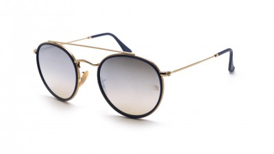 Ray-Ban Round Double Bridge Gold RB3647N 001/9U 51-22 124,85 €