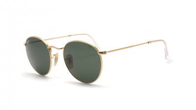 Ray-Ban Round Metal Gold RB3447 001 53-21 82,26 €