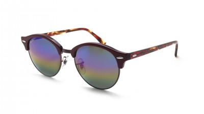 Ray-Ban Clubround Lila RB4246 1221C3 51-19 94,08 €