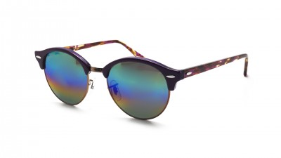 Ray-Ban Clubround Lila RB4246 1222C2 51-19 94,08 €
