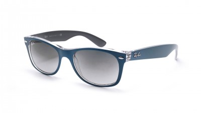 Ray-Ban New Wayfarer Blau Matt RB2132 619171 55-18 79,08 €