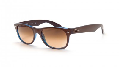 Ray-Ban New Wayfarer Choccolat Braun Matt RB2132 6310/A5 55-18 94,11 €
