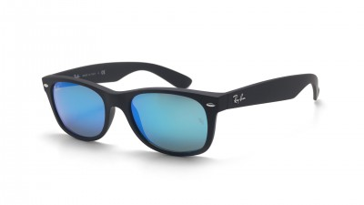 Ray-Ban New Wayfarer Schwarz Matt RB2132 622/17 52-18 79,92 €