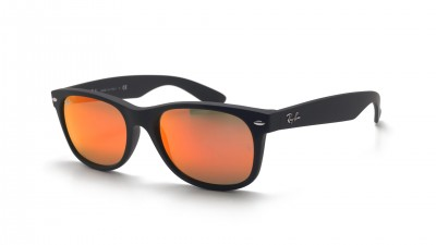 Ray-Ban New Wayfarer Schwarz Matt RB2132 622/69 55-18 79,92 €